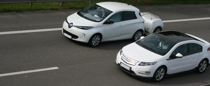 Quelques actualités sur les voitures électriques