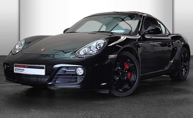 Porsche Cayman Black Edition: qu'est-ce qui vous fera craquer?