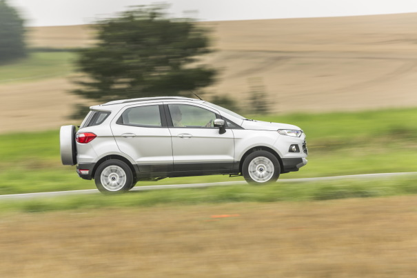 Mercedes Classe A vs Ford Ecosport: le match est plus que serré