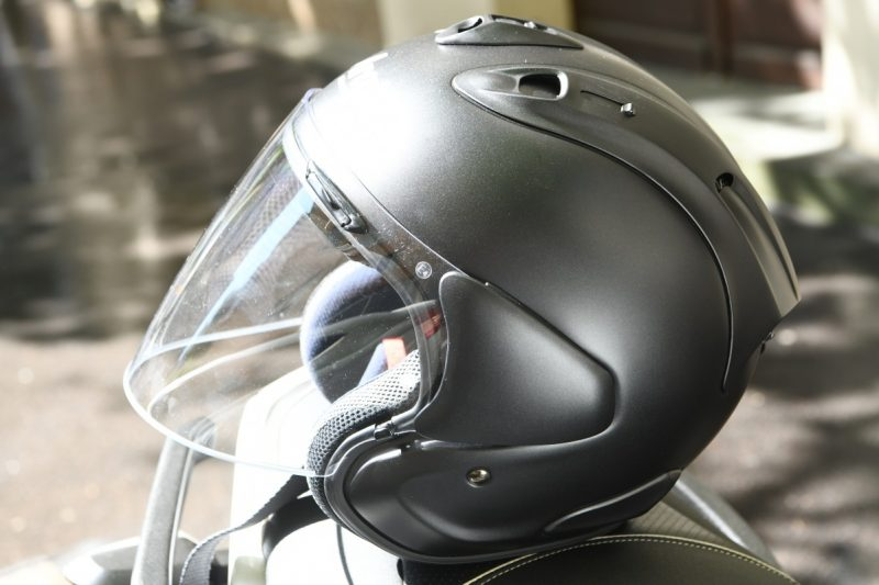 Quelle différence entre un casque jet et semi jet ?
