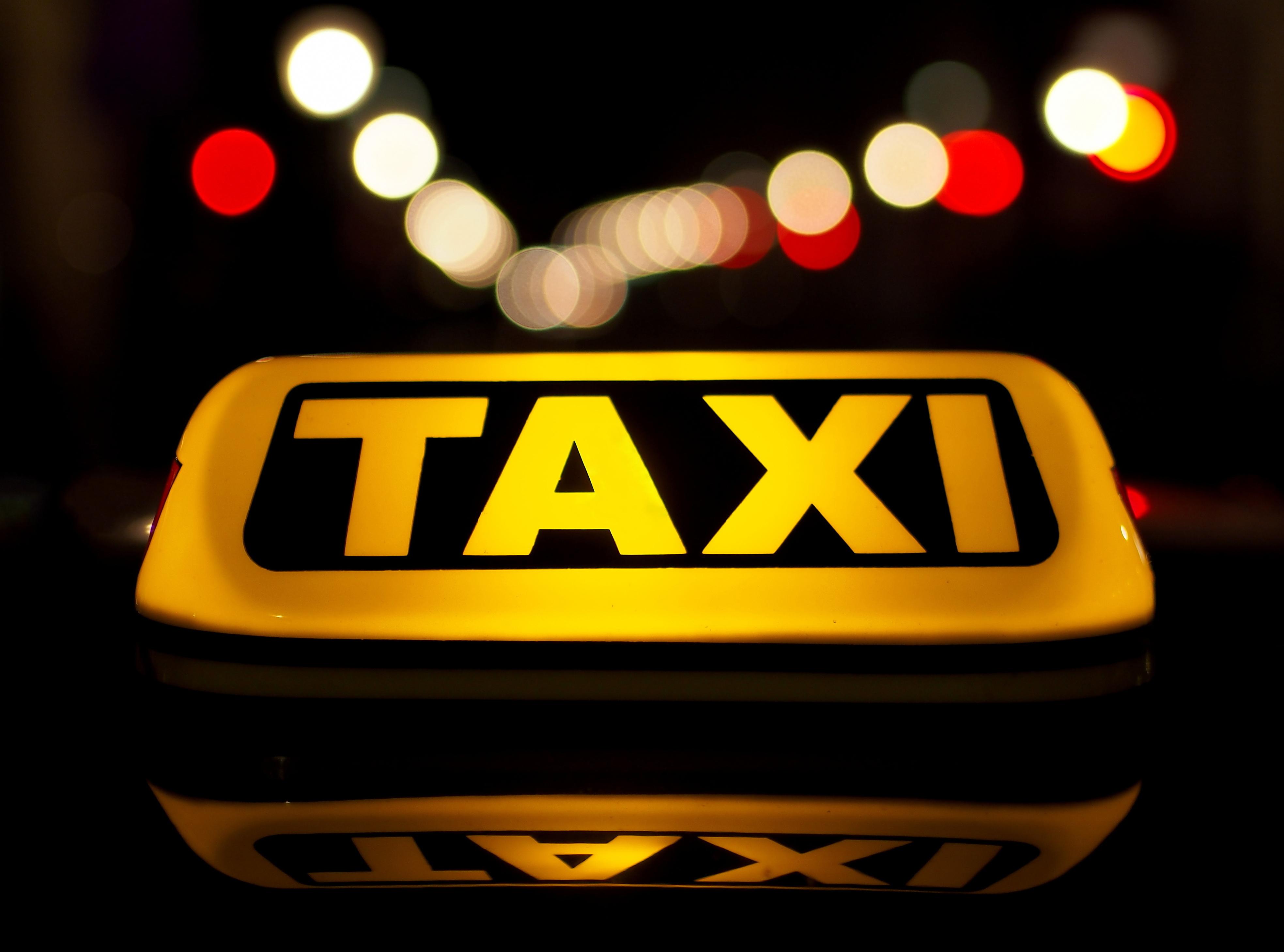 Zoom sur le taxi conventionné