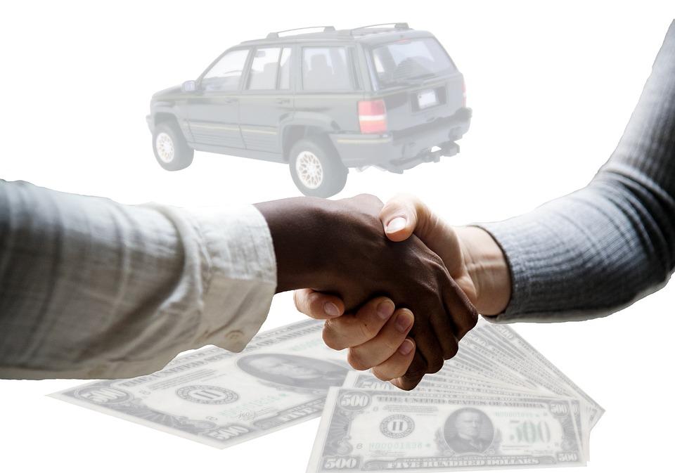 Le mode de financement d'une voiture d'occasion