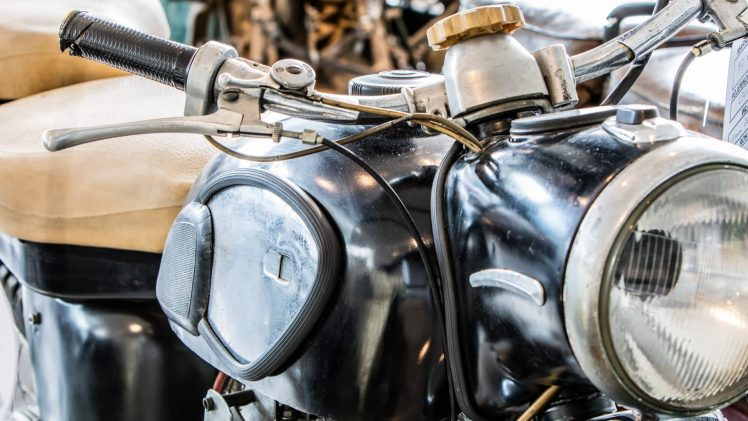 La moto de collection : une passion intemporelle