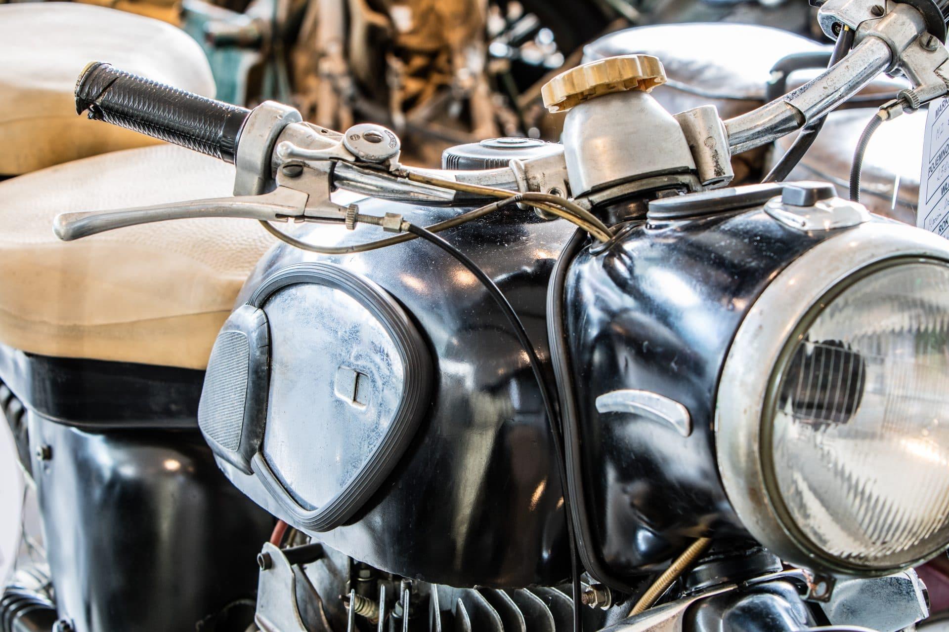 La moto de collection : une passion intemporelle