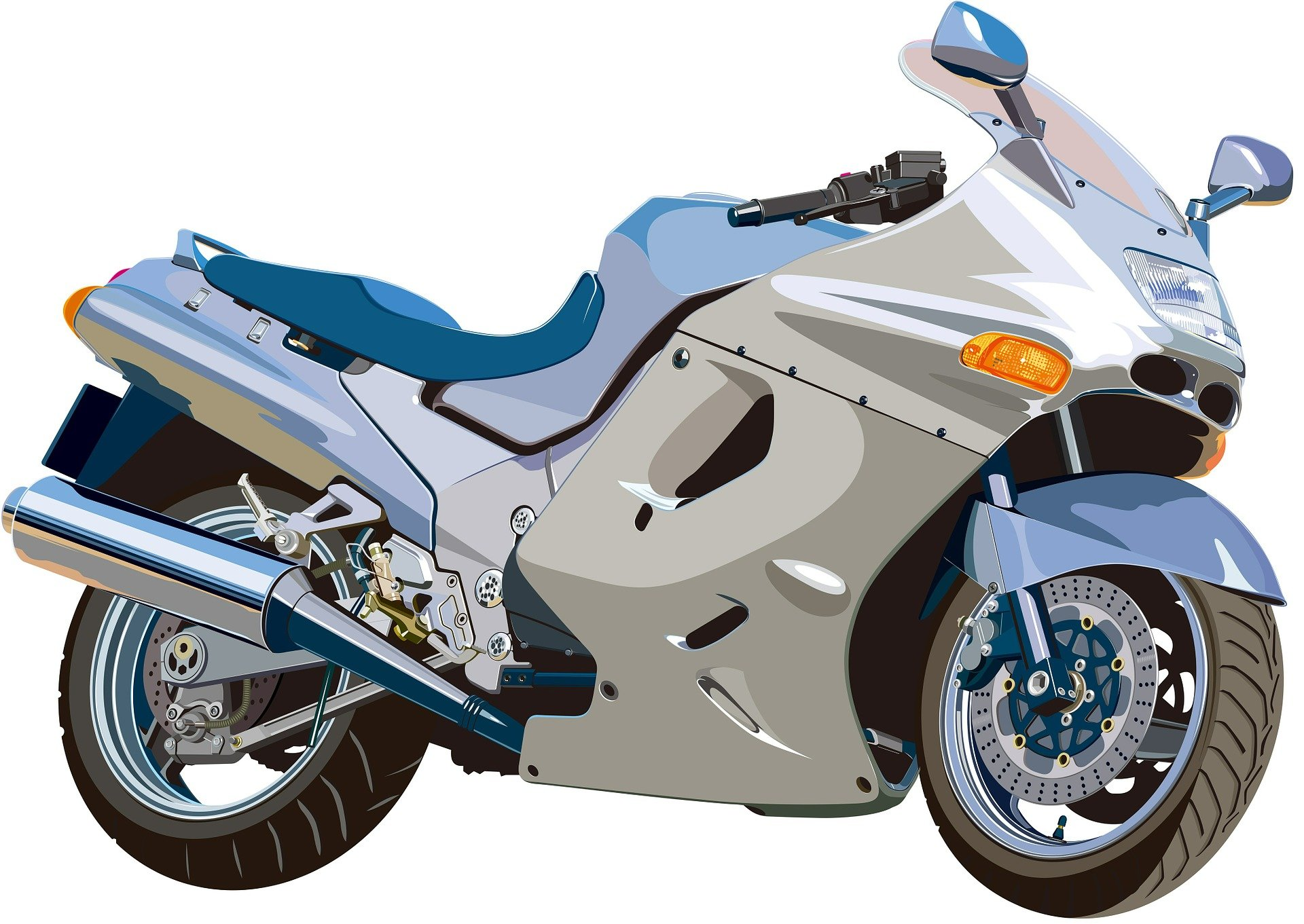 Les règlements autour du déplacement en moto en plein confinement