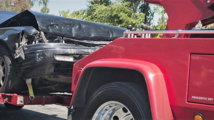 Remorquage d'une voiture : combien ça coûte ?